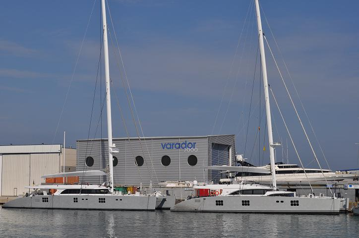 Varador 2000 increases its presence at international superyacht events