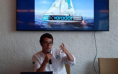 Presentación del equipo de regatas Carlos Manera-Varador 2000 en Port de la Selva