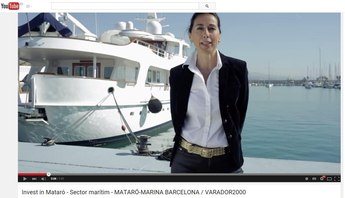 Invest in Mataró / sector marítimo / Mataró Marina Barcelona: ubicación estratégica