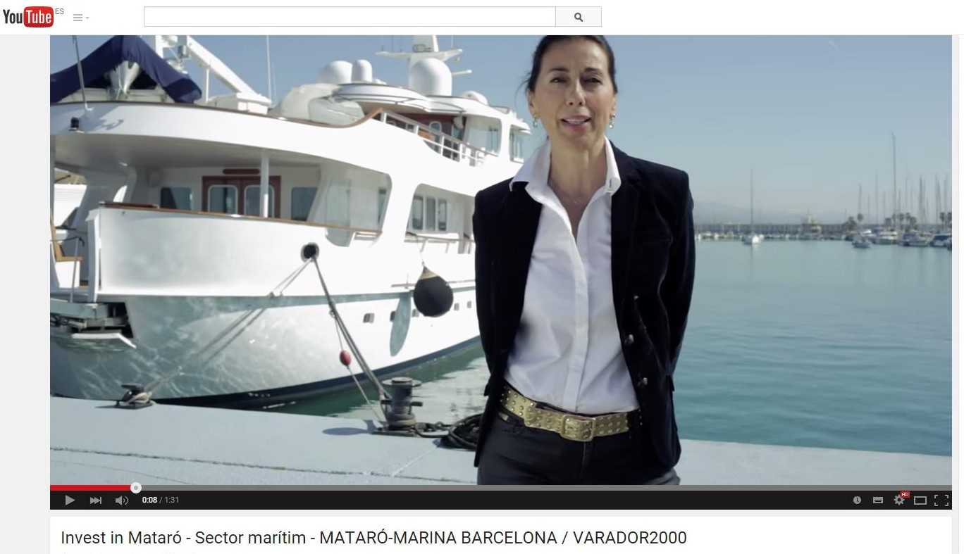 Invest in Mataró / Marine industry / Mataró Marina Barcelona: strategic location