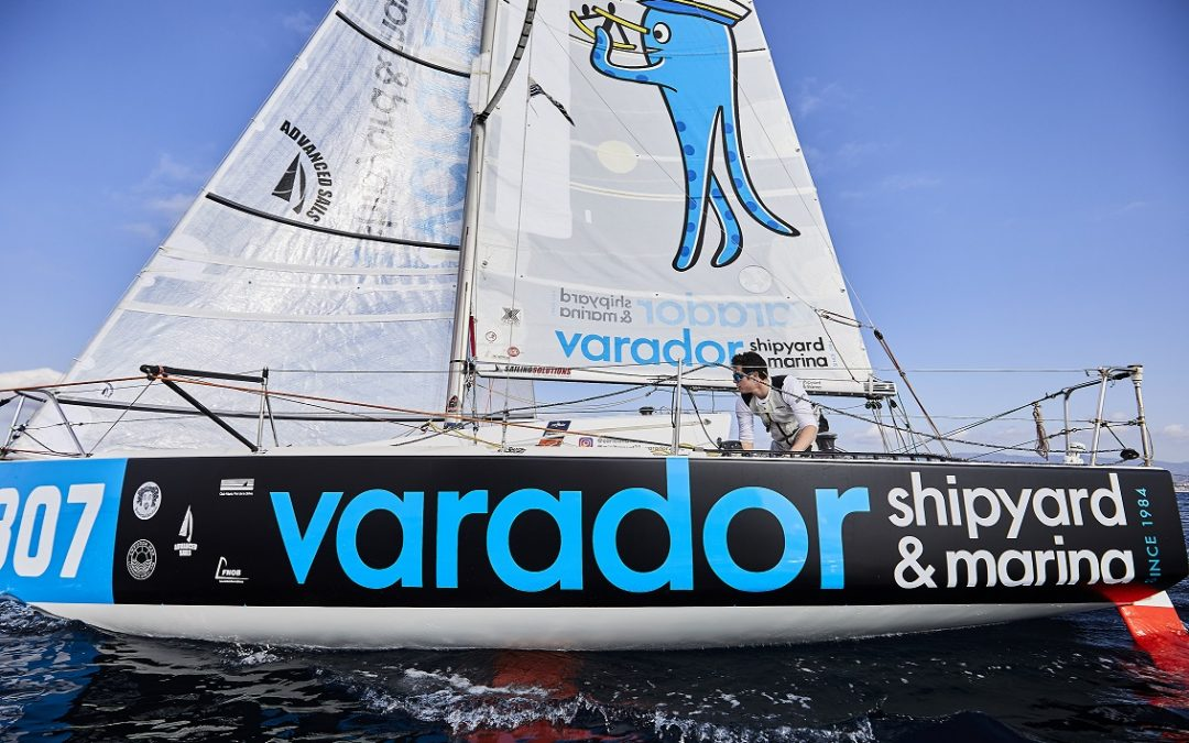 Great result for Carlos Manera with the mini Varador 2000 in the Pornichet Select