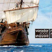Anticipo del Maresmar: el Galeón Andalucía se podrá visitaren Mataró Marina Barcelona