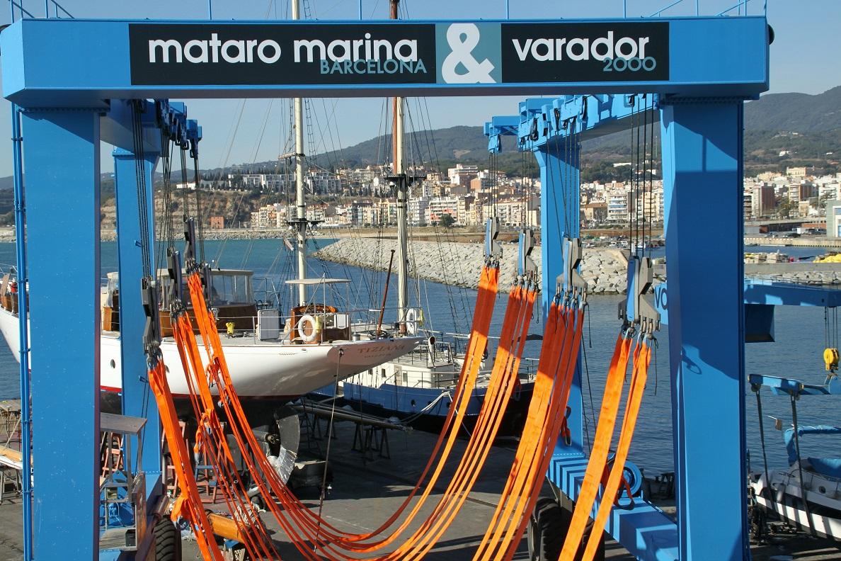 Varador 2000 incrementa su presencia internacional en eventos relacionados con el superyacht