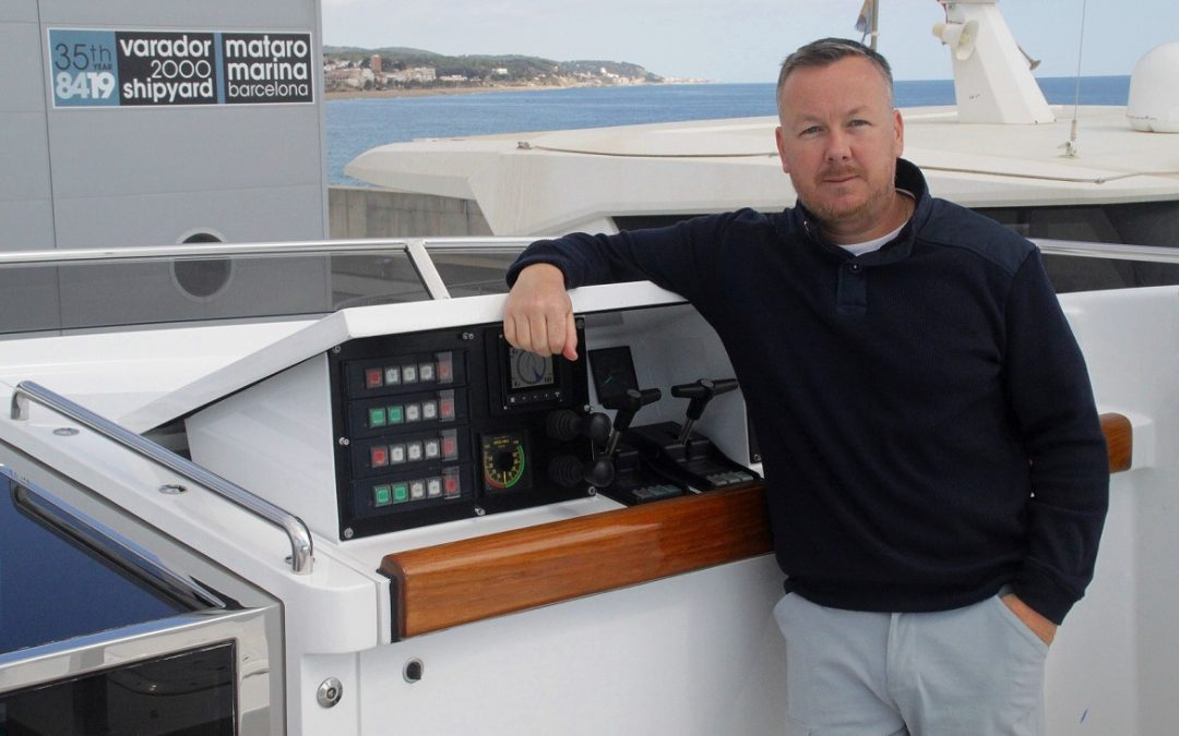"""Varador 2000 is my trusted technical base in the Mediterranean"""