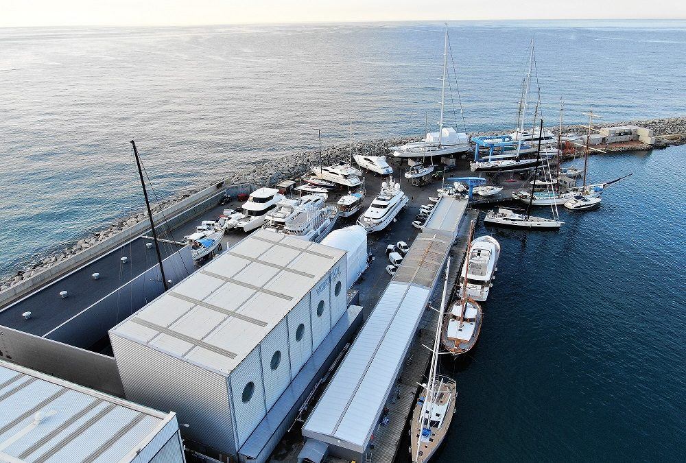 Varador 2000 presents at Palma Superyacht Show his new technical area and news related to his industrial services