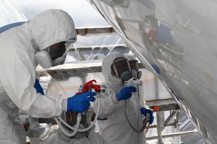 Curso gratuito para jóvenes sobre preparación, restauración y protección (pintura) de superficies de superyates