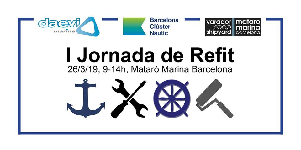 I Refit Conference of the nautical sector aimed at professionals and suppliers linked to the maintenance and repair of boats