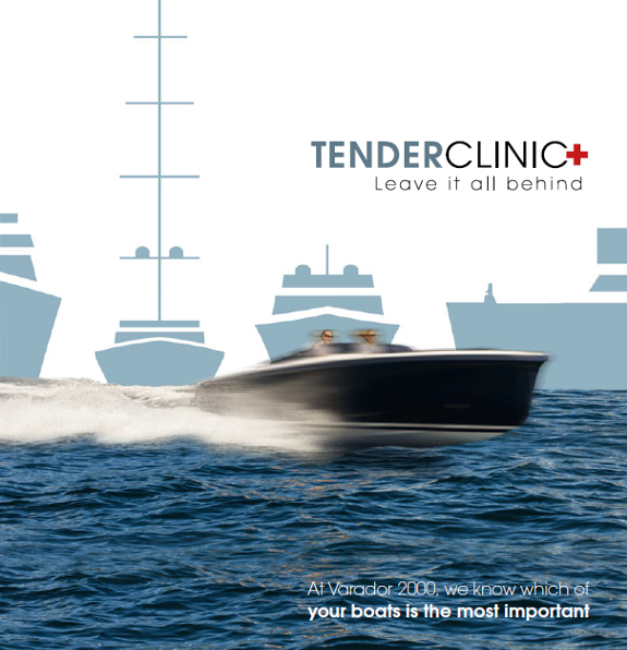 Varador 2000 establishes 'Tender Clinic', a new  exclusive service for superyacht auxiliary boats