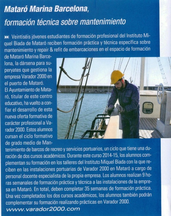 Skipper  papel- Enero 2015