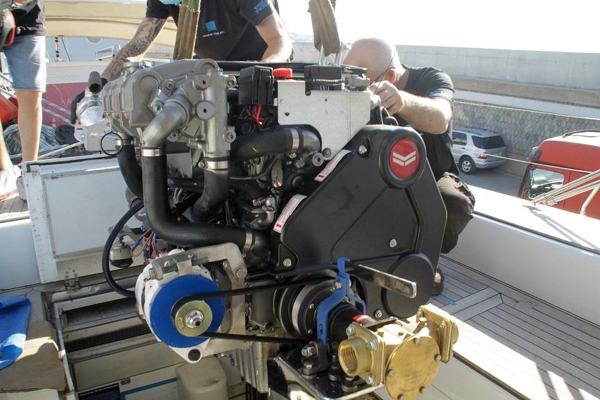 Motor nuevo y mucho más