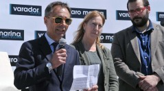 La 'consellera' Neus Munté inaugura oficialmente Mataró Marina Barcelona