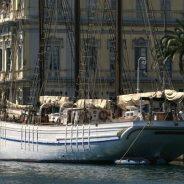 Varador 2000 asume la gestión del pailebote Santa Eulàlia, barco emblemático de la ciudad de Barcelona
