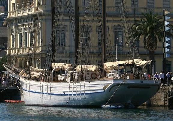 Varador 2000 assumes management Santa Eulàlia, flagship boat of the city of Barcelona