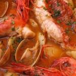 Gambes Arenys, fotografia feta en restaurant port Arenys de Mar