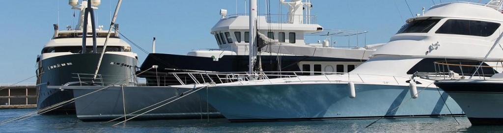 Amarres Barcelona Superyacht