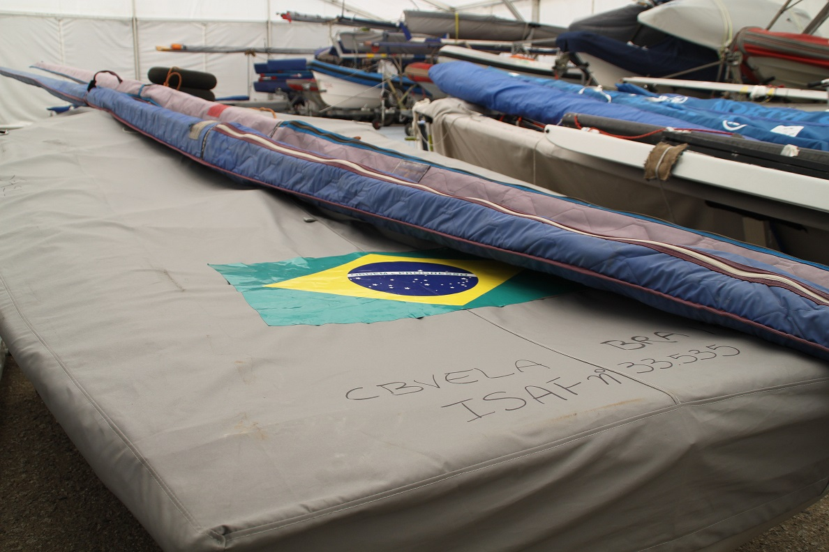 Mataró Marina Barcelona will be the European base of Olympic sailing team Brazil