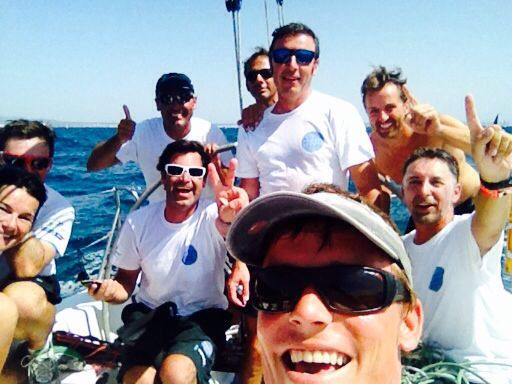 Bright Varador 2000 runner-up in the Copa del Rey Sailing