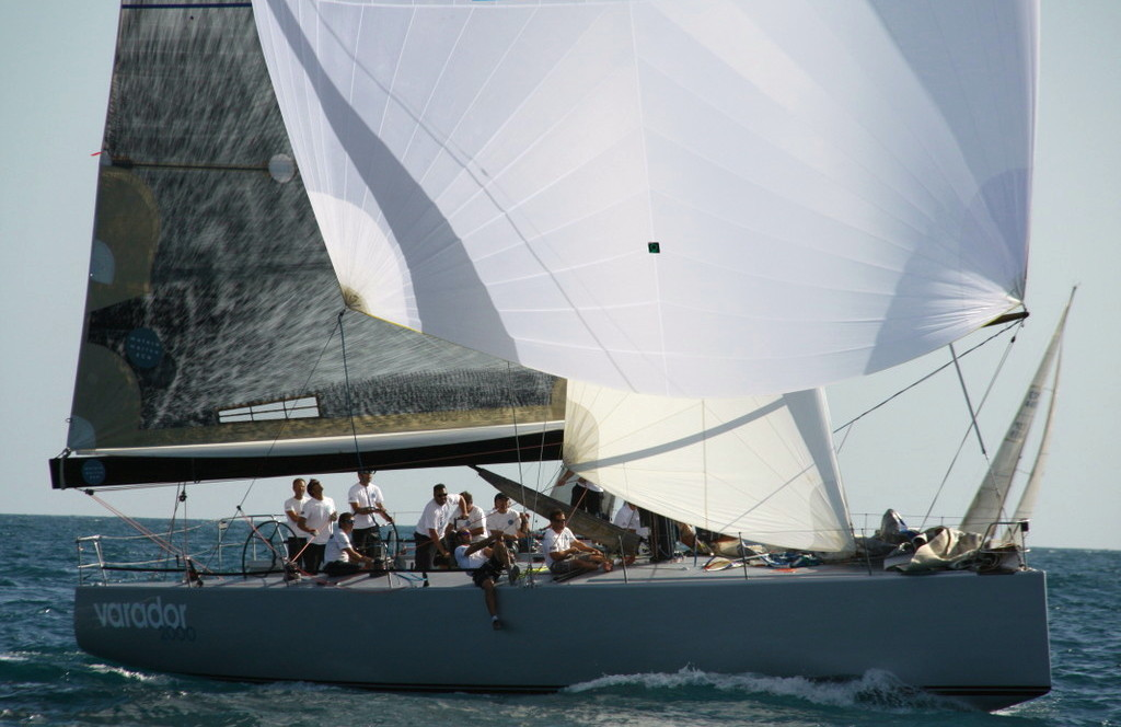 The Mataró Marina Barcelona-Varador 2000, Championship of Catalonia class ORC1 Cruise