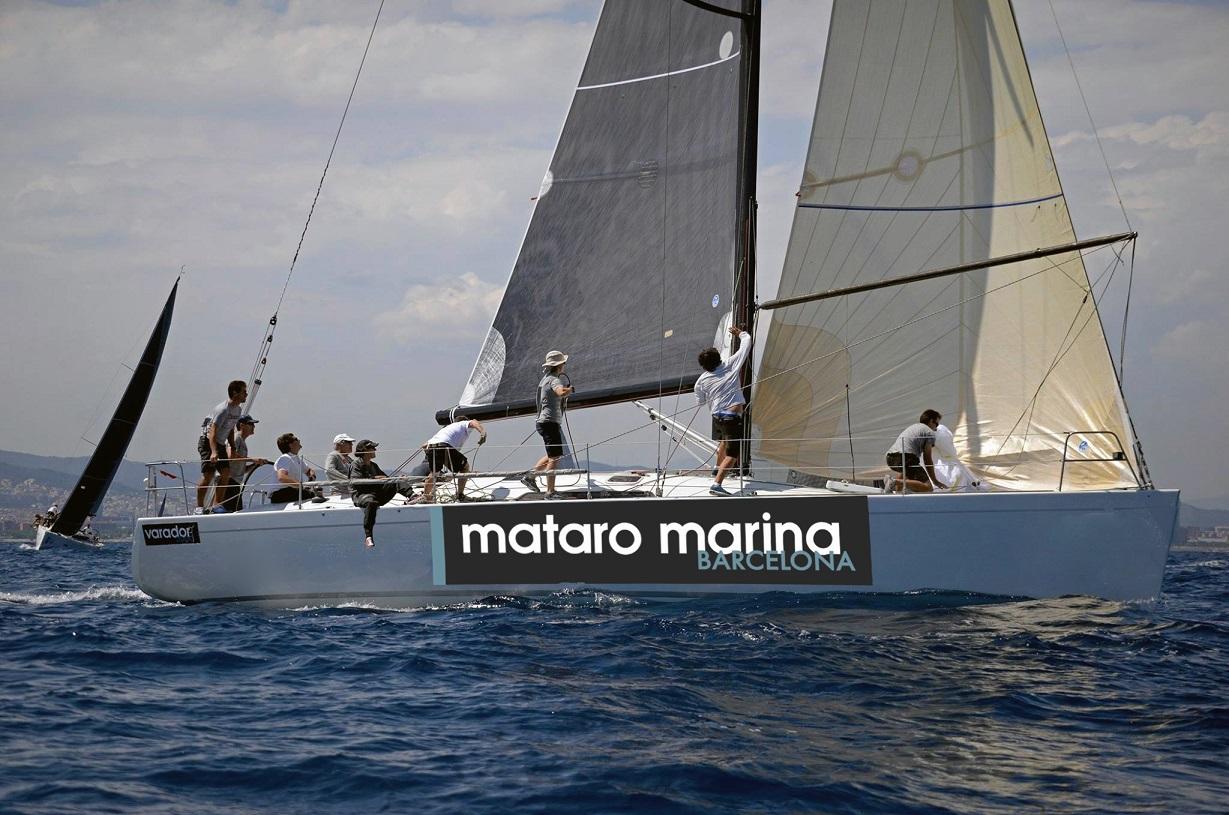 Mataró Marina Barcelona participa en el mundial de ORC con el velero del armador Jaime Monjo