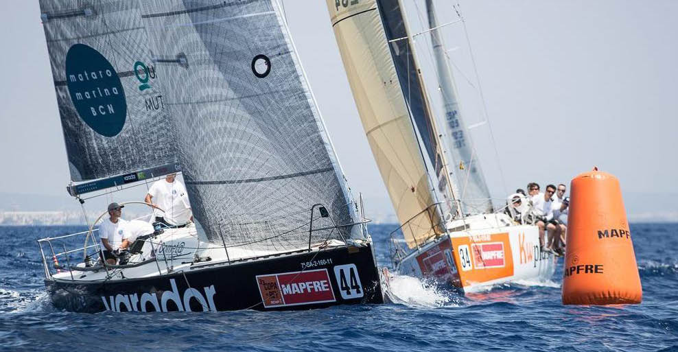 The Varador 2000 keeps podium position after the second day of racing